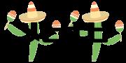 メキシコに留学やインターンをする人のための総合サイト、メヒナビのロゴ画像