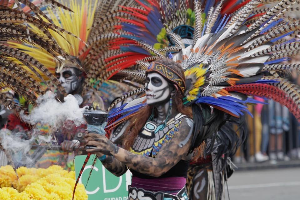 死者の日, メキシコ