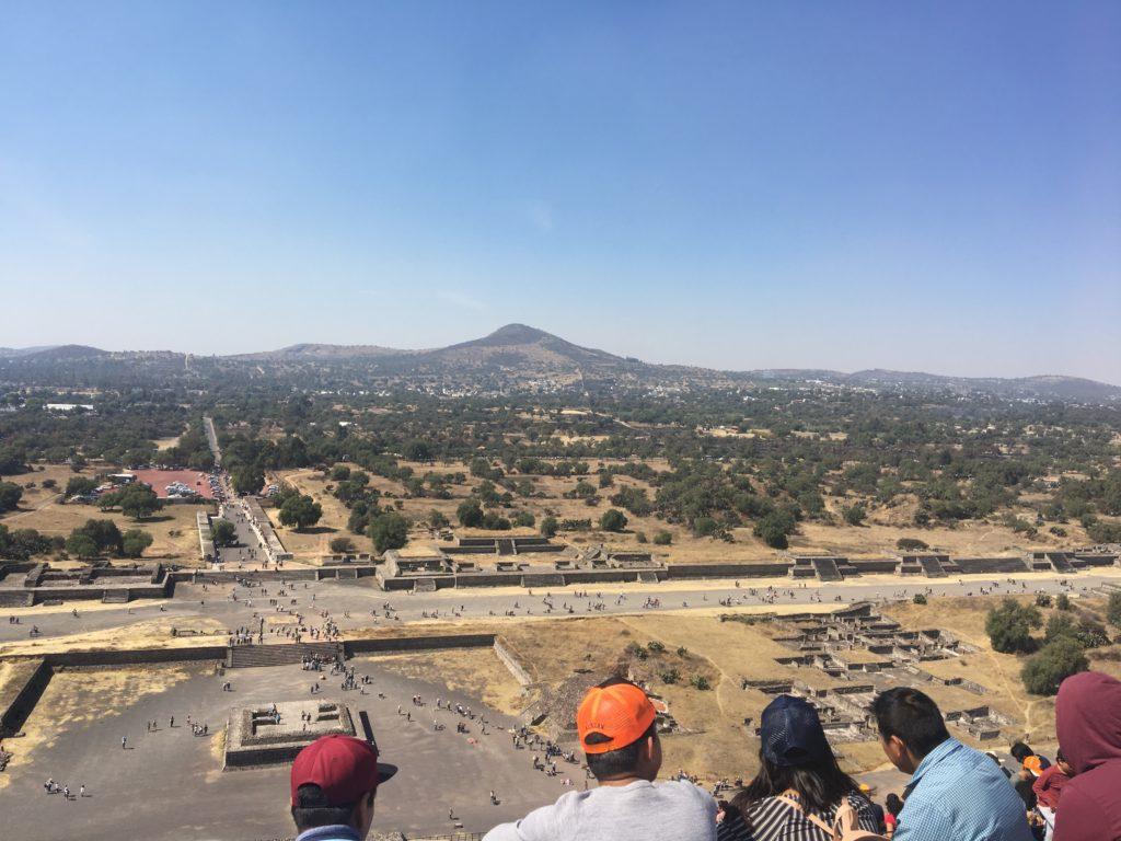 テオティワカン遺跡,太陽のピラミッド
