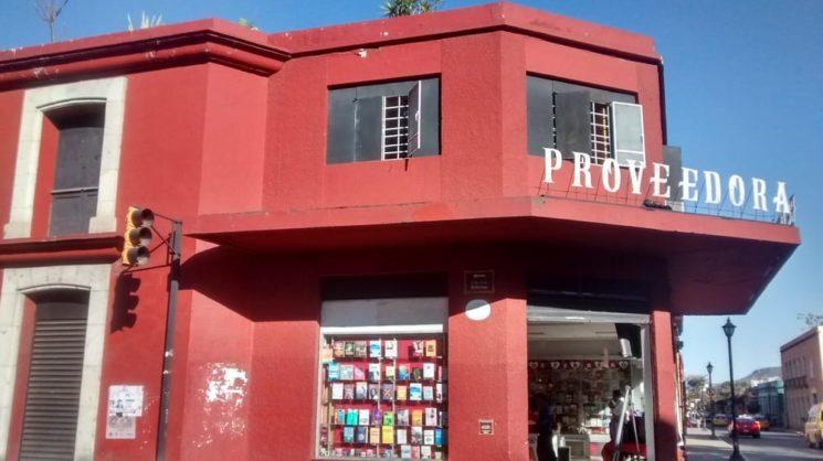 オアハカで文房具を買うならProveedora de Escolarへ!
