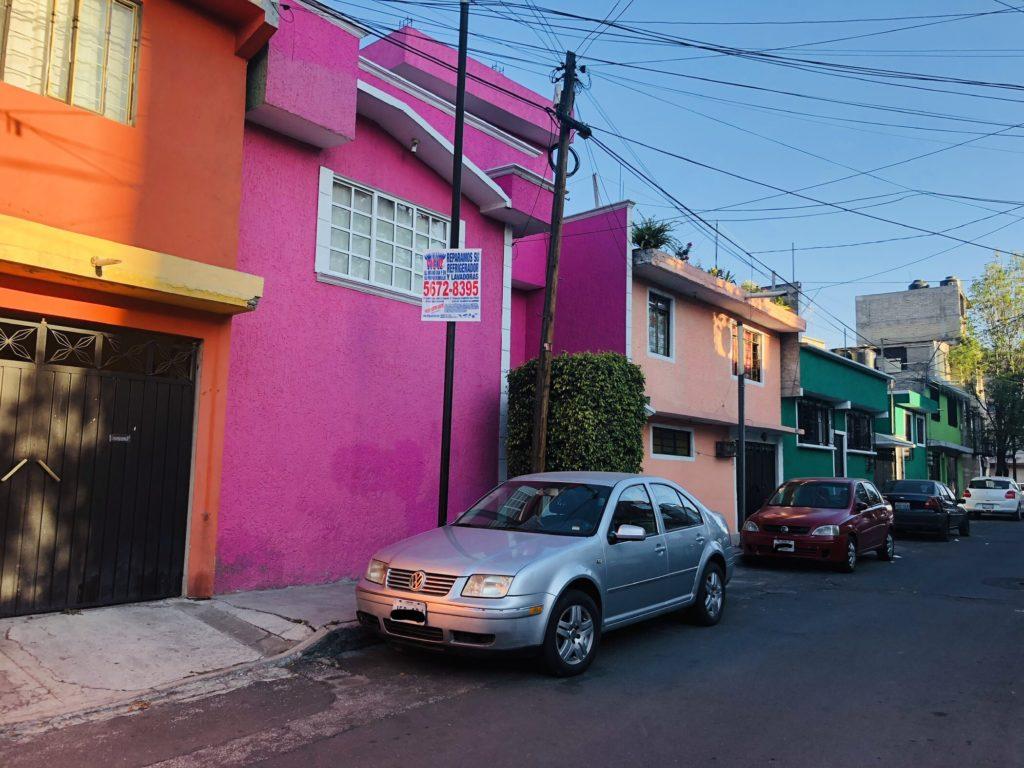 メキシコ留学の家
