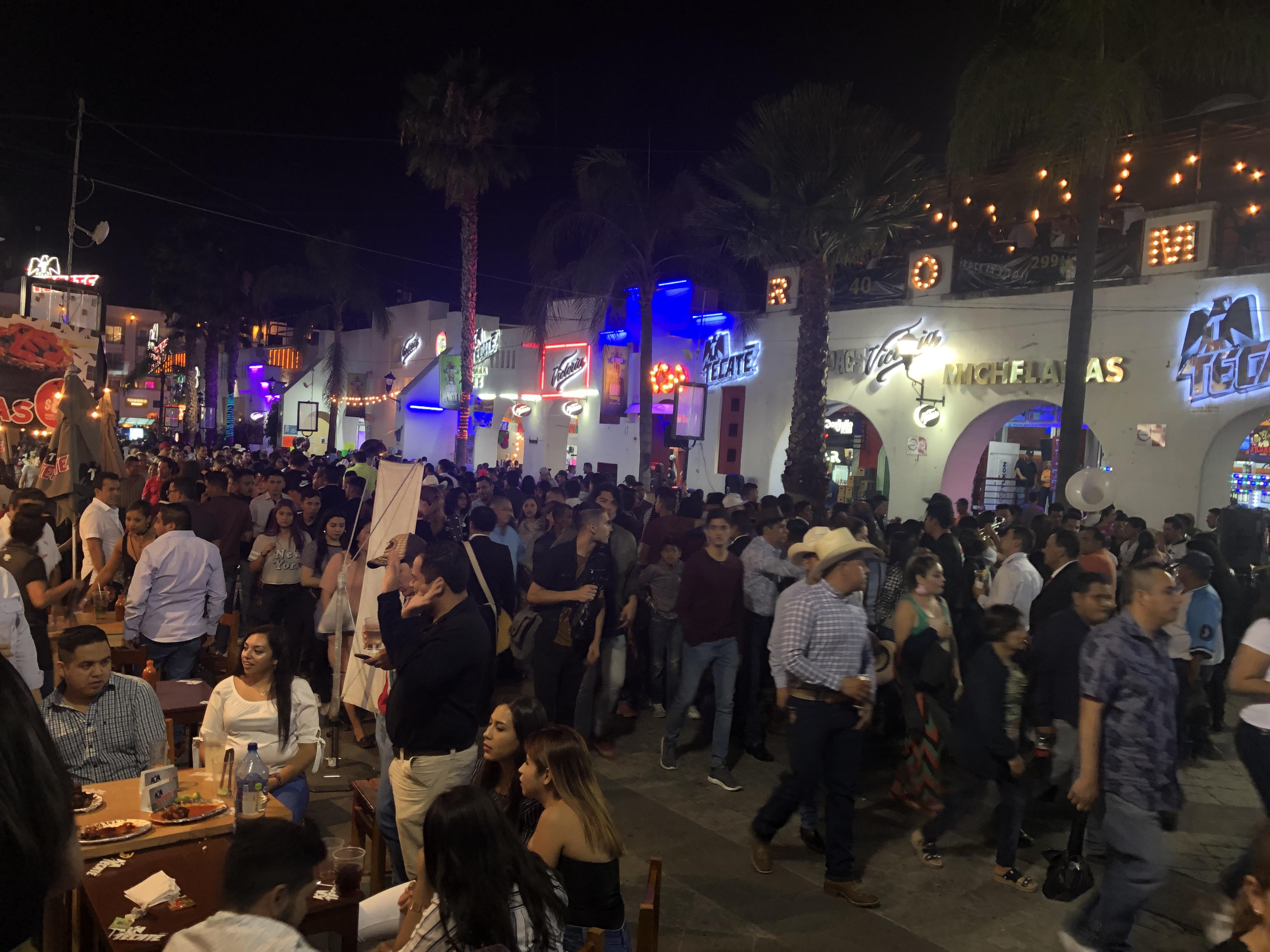 アグアスカリエンテス年1度のお祭り、サンマルコス祭!