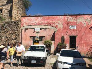 グアナファトの銀鉱山、valencianaまでの行き方4