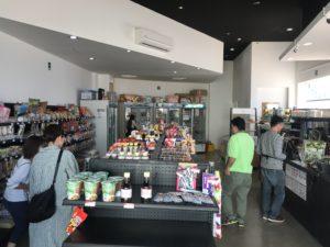日本食材がずらりと並ぶTOYO FOODSの店内