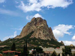世界第3位の高さの1枚岩、ペーニャ・デ・ベルナル