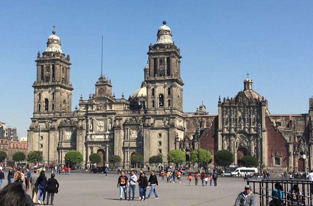 メキシコシティ 留学