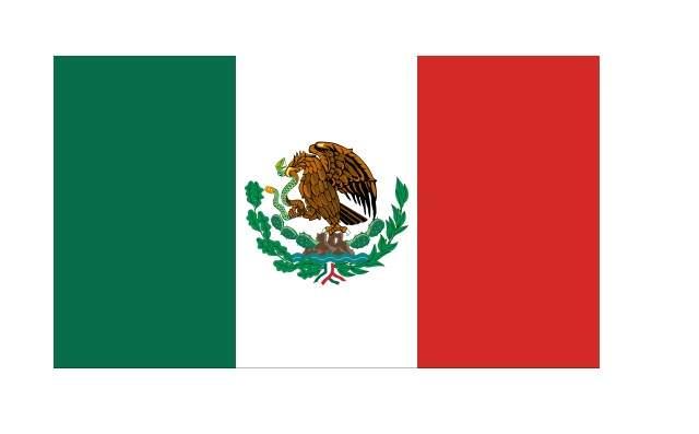 メキシコ, 国旗