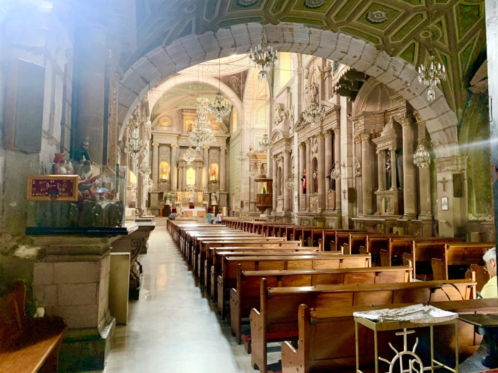 inglesia, カトリック教会